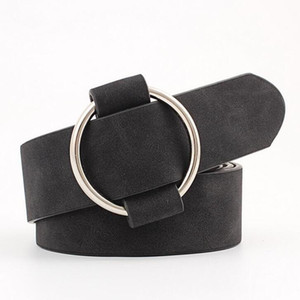 Good Qaulity Children Fashion Leather Belts For Boys Girls Kid Waist Strap Pu Waistband For Trousers Jeans Pants Adjustable Z30