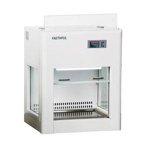 Lab Supplies Mini Laminar Flow Cabinet Table Type Clean Equipment For School Hosipital Laboratory Fume Hood CJ-600P CJ-600N With Led Light
