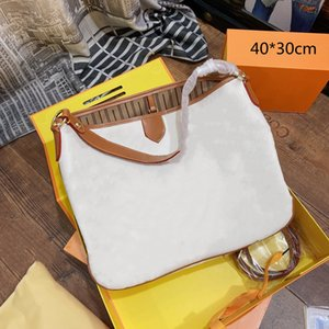 Women Designer Shoulder Bags Crossbody Luxury Purses Lady Shopping Bag Handbags Fashion Totes Medium Size Printed Flowers High Quality