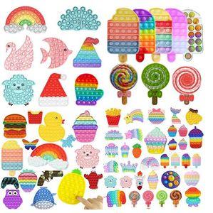 DHL быстро !!! Fidget игрушки против стресса мягкие сенсорные подарки многоразовые сжатие офиса игрушки дня рождения взрослые дети специальные нужды декомпрессионные игрушки CY02