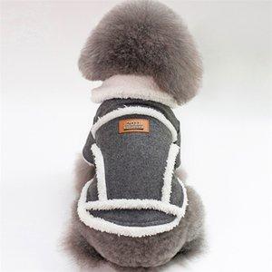 عالية الجودة الحيوانات الأليفة الكلب الملابس معطف الخريف الشتاء الكلاب الملابس الحيوانات الأليفة الملابس زي الكلاب سترة roupa cachorro chihuahua