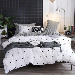 J5 Bedding Set Jpcs King Duvet Cover  Quilt Cover comforter Cover + 2 Pillowcase Bed Cover Size 150*200 180*220 200*200 220*240 C0223