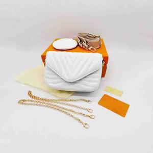 Nuovo arrivare la borsetta del corpo trasversale a due pezzi Borsa a tracolla da uomo Oxford in pelle borse a tracolla borsa a tracolla per le donne