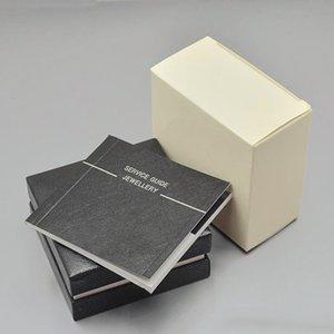 Роскошные мужские рубашки манжеты ссылки коробки уникальный дизайн ювелирные изделия заполока подарочная коробка идеальный матч для запонки