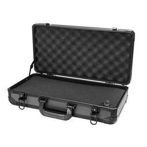 Tool Organizers Hardware Box Portable Aluminum Alloy Multi Function Storage Empty Maletin Herramienta Complete Toolkit YD50GJX