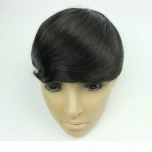 Stock 6x8 7x9 8x10 inch Men Hair Toupee Size Mono Lace Top Swiss Lace Frontal and Pu Around Mens Toupee Hairpiece