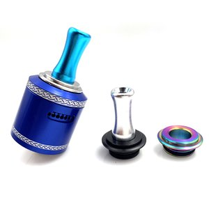 Top Quality 810 To 510 Mouthpiece Atomizer Drip Tip E Cigarette Heat Sink Adapter For Zeus X Rta Rda