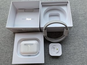 Free ship H1 earphones chip Gps Rename Air Ap pro Gen 2 3 Pods pop up window Bluetooth Headphones auto paring wireles Charging