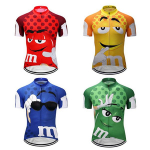 MM summer short-sleeved cycling jersey cartoon BIACK CAT MTB Bike Clothing Ropa Ciclismo jacket Bike Wear Clothes Mens Maillot Culotte