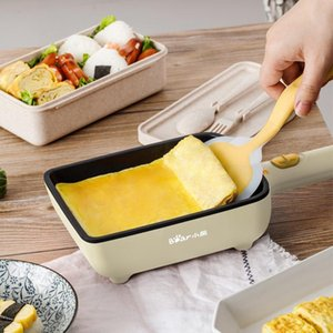 Low power consumption Square egg omelette even firepower Non-stick frying pan Easy to clean