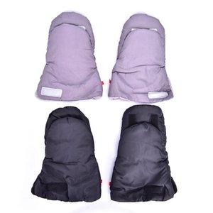 Stroller Parts & Accessories Baby Pram Gloves Winter Warm Thick Waterproof Anti-freeze Kids Pushchair Hand Muff