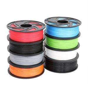 1,75mm 3D-Druckerfilament 1kg Kunststoff-Kautschuk-Verbrauchsmaterial Materialdruckversorgung