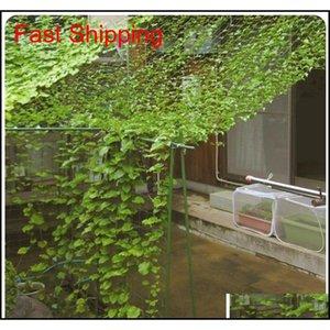 6ft Garden Fence Millipore Nylon Net Climbing Frame Gardening Net Plant Fence Anti-bird Net Vegeta qylizZ hairclippersshop