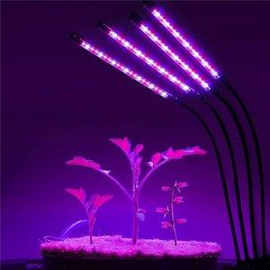 Işıkları Büyümek DC5V LED Işık USB Phyto Lambası Tam Spektrum Çadır Komple Kiti Bitkiler için Fitolamp Bitkiler Fide Çiçekler Kapalı Kutu