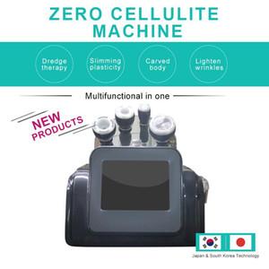 2021 super Multi-function Face Lift 80k Ultrasonic Cavitation 5D Carving Instrument Rf Vacuum Rf Vacuum body shaping Slimming Machine