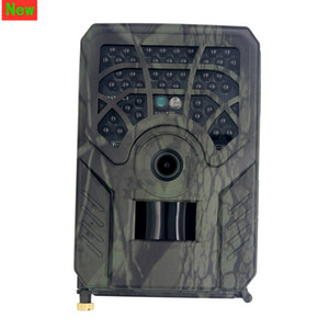 Upgrade PR-300C Trail Camera 720P Night Vision Outdoor Hunting Security Cam with IP54 Waterproof Wildlife 120° Wide Angle Lens