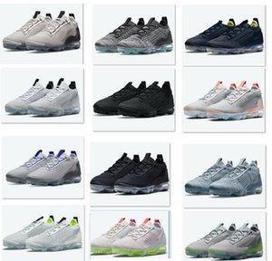 VaporMaxs 2021 FK Mens Woman Running Shoes Men Boys Women Girls Butter Cheap Discount Walking Sneaker Sneakers Sports Wear