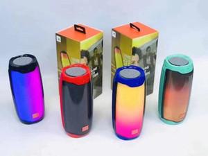 2021 популярной пульсирующей колонны красочный динамик светодиодный ночной свет Альтавоз бициклот велосипед портативный Colunas Parlante Bluetooth LAUCSPRECHER