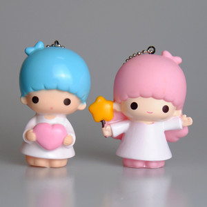 Angel Doll Key Ring Cupid Lovers Bag Pendant Car Cake Baking Ornaments