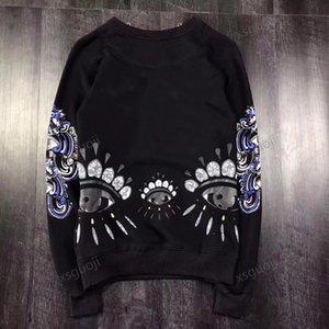 KENZO sweater Erkekler ve Kadınlar Çift Giymek Plaj Tasarım Spor Yaz Bahar Ve Sonbahar Moda Plaj Plaj Tatil Gömlek Gündelik Giyim Lüks Tasarım Takım Elbise