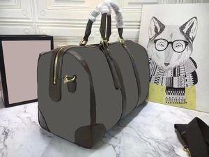 2021 high quality handbag luxury fashion large capacity classic cartoon pattern sports outdoor travel storage bag men and women universal waterproof