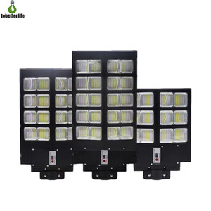 600W 800W 1000W LED Solar Lamp Wall Street Light Super Bright Motion Sensor Outdoor Garden Security Lamp with pole