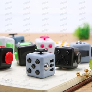 Fidget Cubes Fidget Toy Pack for Kids Adults Stress Relief Sensory Toy for Autism Special Needs Anxiety Stress Reliever Fast delivery