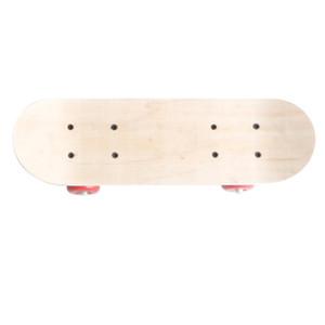 17inch Children Skateboard Double Deck DIY Skate Roller Board Toy Gift for 2021 New Year Christmas Kids Boys Girls