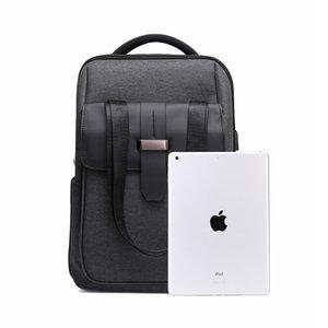 Рюкзак Xiaomi творческий анти кражи сумка USB зарядки путешествия многофункциональный бизнес сумка съемная мужская школьная сумка
