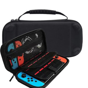 For Nintendo Switch Lite Console Case Durable Game Card Storage Bag Carrying Case Hard EVA Bag shell Portable Carrying Bag Protective Pouch