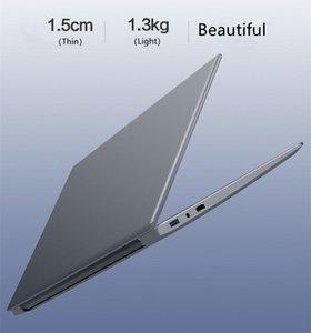 Laptops Ultra-thin 14 InchJ4125 8G RAM 128GB 256GB 512GB 1TB .SSD Laptop 1920*1080 Screen Notebook Computer With Windows 10 OS