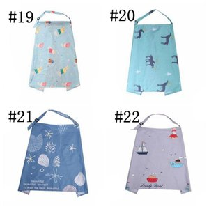 Lactation Towel Feeding Towels Lactating Out Shawl Blanket Cotton Hood Keep Out Suspender FIG Leaf Prevent Exposure Towel Blankets YYS2081