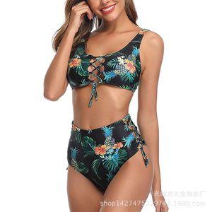 Easthome Seksi Büyük Mayo Bikini Kadınlar Artı Boyutu Mayo Plaj Brezilyalı Bikini Kadın Mayo Yüzme Giymek Y0220
