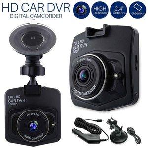 Mini Coche DVR Cámara DVRS AUTO HD 1080p Video Vehículo Recorder DV con videocámara de la visión nocturna del sensor G