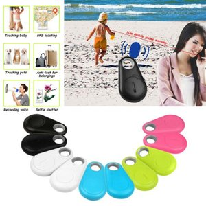 Wireless Bluetooth Anti-Lost GPS Tracker Alarm iTag Key Finder Voice Recording Selfie Shutter For ios Android Smartphone