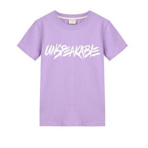 Menina bebê roupas de verão meninos desenhos animados camisetas crianças manga curta alan caminhante tops t-shirt t-shirt uspeakable q0203