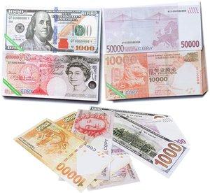 Ancêtres Money Chinois Joss Papier Heaven Bank Note Spirit Prop devises ARGENT ARGENT POUR BRÛLER POUR FUNERAUX Le Festival Qingming YL0270