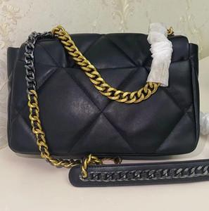 Classic Designers Dame Fashion Bandbody Bag Top Qualité Lettre Gold Silver Chains Sacs à main Mini FLAP Square FLAP Channel Sacs à bandoulière