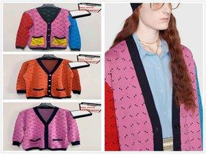 21SA стилист женские свитер классические женские тройники случайные женщины высокие уличные элементы свитеры 3 стиль дам Hoodie размером S-L