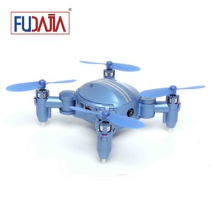 Fudajia Newest Own Design 2.4G 4CH Mini Foldable RC Quadcopter Drone Selfie