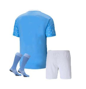 Soccer Jersey suitable for kids outdoor Jerseys It is fast dry wrinkle resistant sweat absorbing and breathable blue home 2021