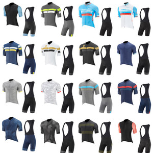 CAPO team Summer Cycling Clothing Men Set Mountain Bike Clothes Breathable Bicycle Wear Short Sleeve Cycling Jersey Sets S21022238