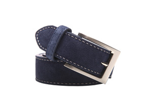 New Style Fashion Brand Genuine for Jeans Leather Men Mens Belts Luxury Suede Belt Straps