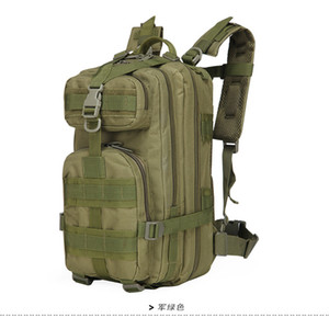 Outdoor sports 3P function pack expansion large capacity upgrade backpack waterproof hiking bag