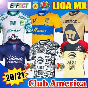 New 19 20 21 Club America Soccer Jerseys 2020 2021 Mexico Club Jersey Xolos de Tijuana Tigres UNAM Guadalajara Chivas Cruz Azul kit Футбольные рубашки Soccer Jerseys