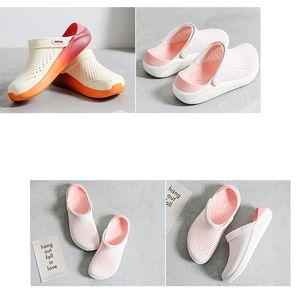 2021 Newest Colorful Summer Sandals Women Plus Size Wedge Sandals Wedge Flip Flops Casual shose for men