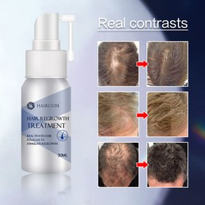2Pcs Hair Growth Spray Anti Hair Loss Treatment Natural Herbal Health Hair Growth Longer and Thicker Care ProductsScouts