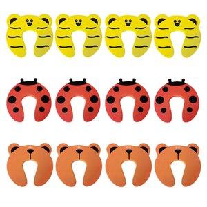Carriers, Slings & Backpacks 12Pcs Cartoon Animal Door Finger Stopper Baby Pinch Guard Cushion