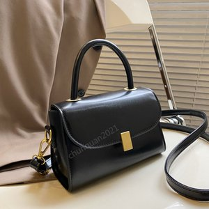 Ladies Hot Style Simple High-End Fashion Chain Messenger Small Square Bag Ladies Favorite Handbag Luxury Shoulder Bag