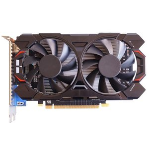 Graphics Cards Geforce Gtx1050 2gb Card Max Dpi 7680*4320 With Cooling Fan Video For Computer PC